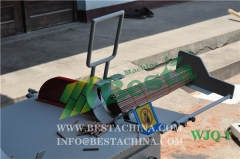 Precise Cutting Machine, Length setting machine, bbq stick machine