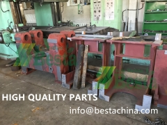High quality parts of our machine