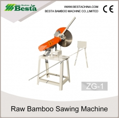 ZG-1 Raw Bamboo Sawing Machine